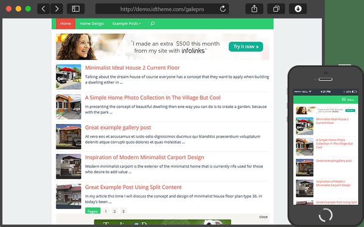 Tema WordPress Buatan Indonesia Terbaik - teknologi dan internet